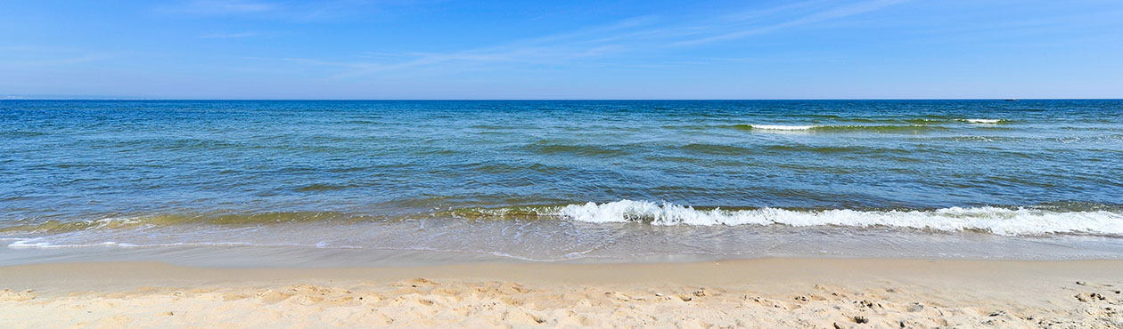 Ostsee Strand Insel Rügen Sellin