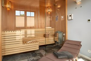 Ferienhaus Sellin Rügen Villa Emma Sauna
