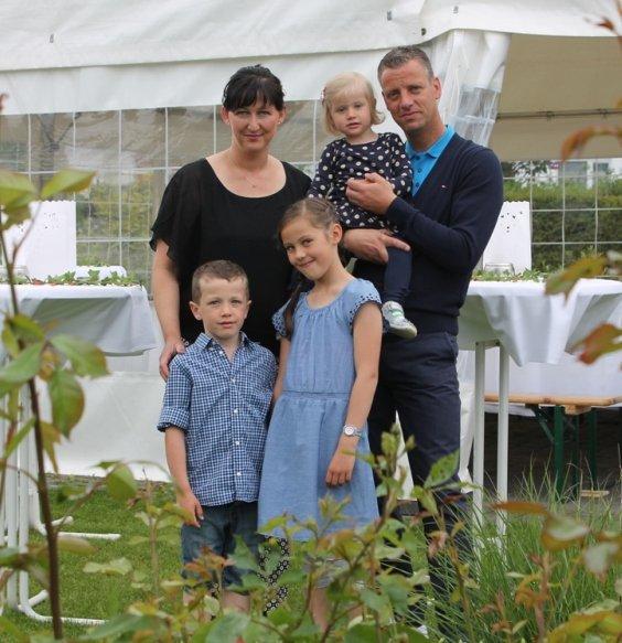 Familie Pendorf Ostseebad Sellin auf Rügen